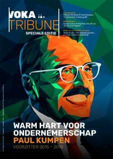 Voka Tribune Warm Hart voor ondernemerschap