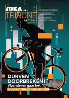 Voka Tribune Durven Doorbreken