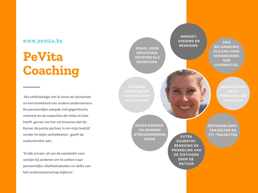 Pevita Coaching